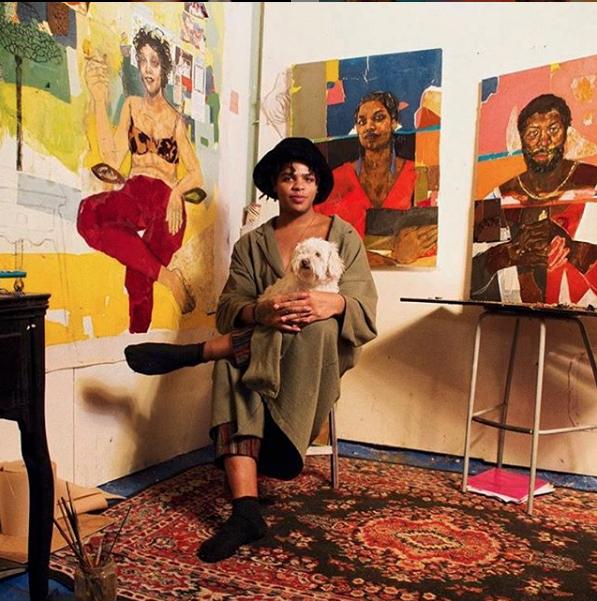 Artist Spotlight: Khalif Tahir Thompson