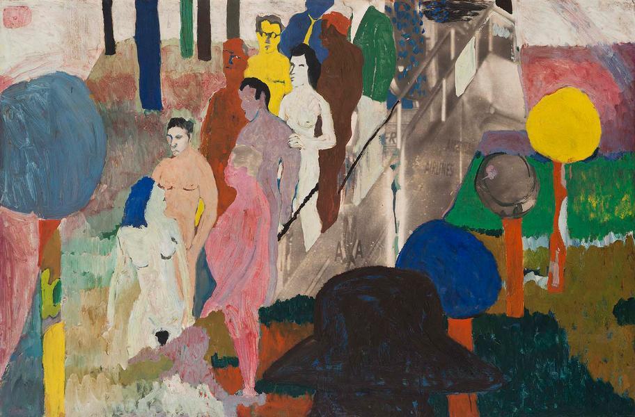 Michael Rosenfeld Gallery Acquires the Estate of Bob Thompson
