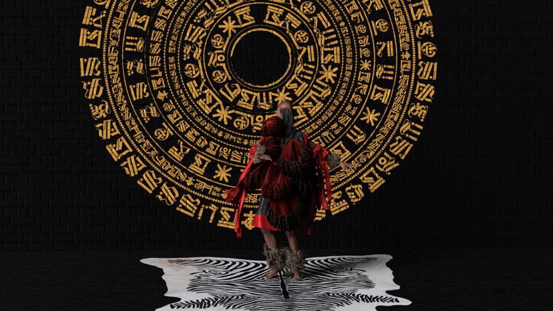 POWERPLAY featuring works by Africa based Digital Artists