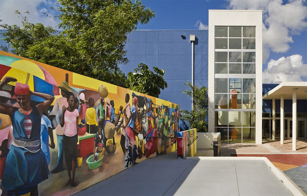 Little Haiti Cultural Complex: The center of artistic life in historic Miami neighborhood by Jonel Juste