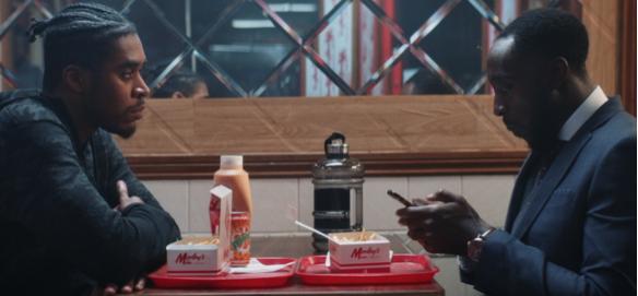 British Filmmaker Abraham Adeyemi's Debut Explores Black Male Bonds in Changing Times By April Dobbins