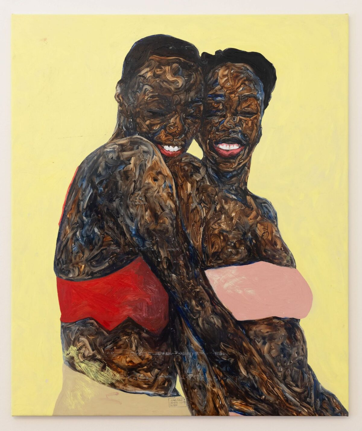 This Week in African Art and Culture – (March 28 – April 3, 2021) Amoako Boafo and Otis Quaicoe show in Accra, Burna Boy is nominated  for a Brit Award