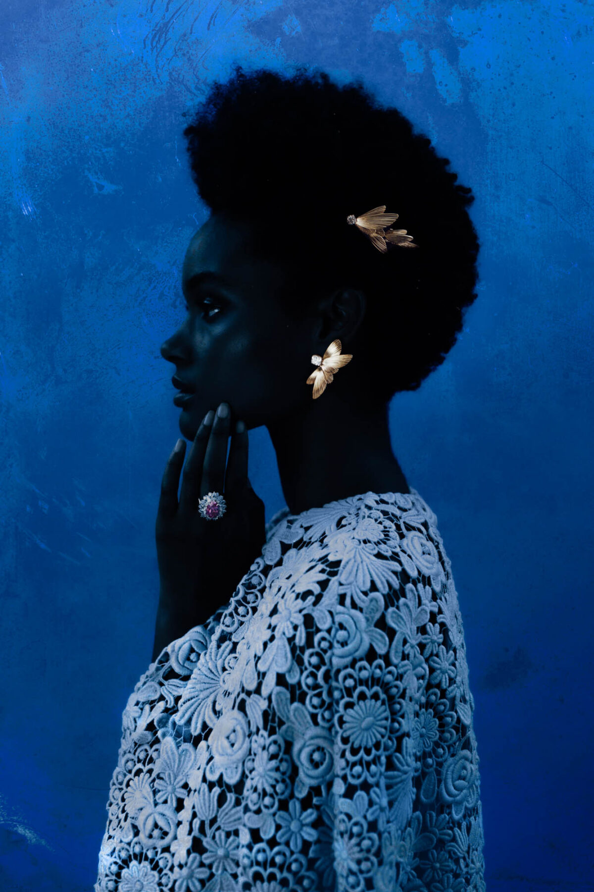 Interview: Photographer Shawn Theodore's Night Stars Exhibition Explores Vanishing Black Spaces by Kendra Walker