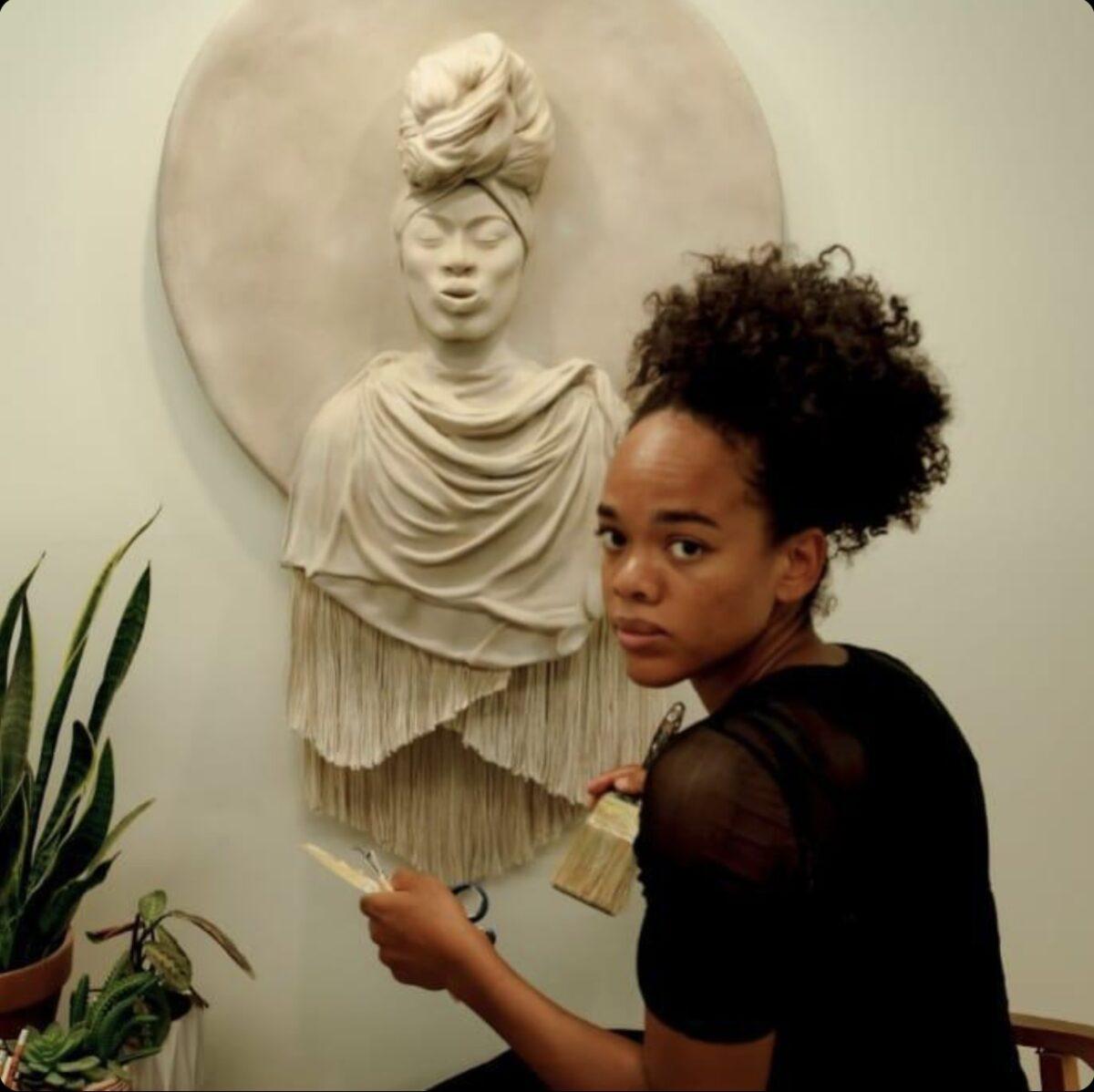 Artist spotlight: Sarah Jones