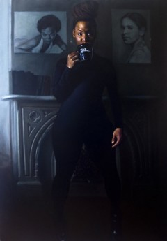 Mario Moore Exhibition Enshrines Black American Presence By Charles Moore