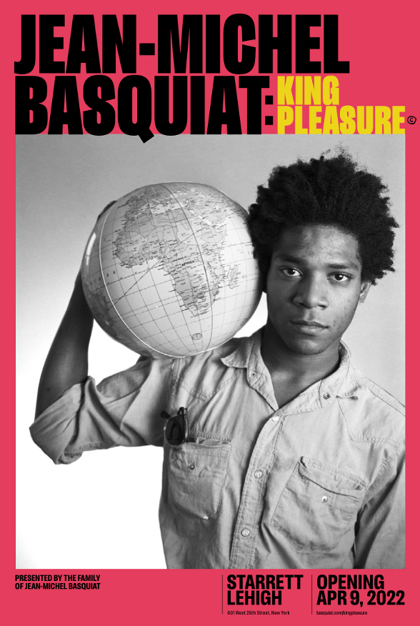 The Family of Jean-Michel Basquiat Announces Sir David Adjaye OBE as Exhibition Designer for Jean-Michel Basquiat: King Pleasure©, Also Reveals Details of the Exhibition's Themes and Environments    Opens April 9, 2022 at the NYC Landmark Starrett-Lehigh Building